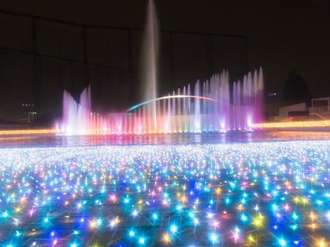 【2019年4月まで】よみうりランドのイルミネーション×夜桜!料金・期間・割引など