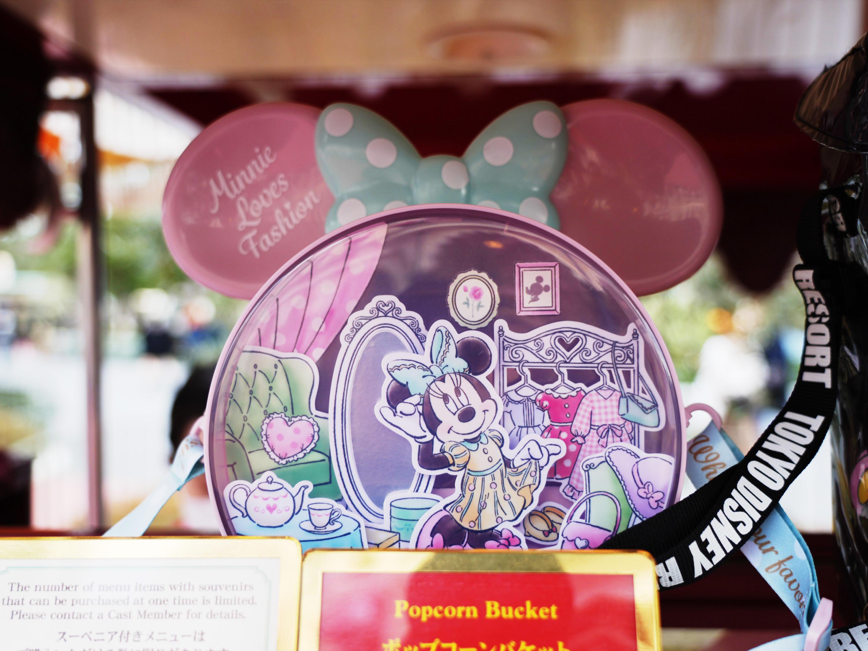【2019年版】ディズニーシーポップコーンバケット全種類の値段と販売場所!ダッフィーが人気!