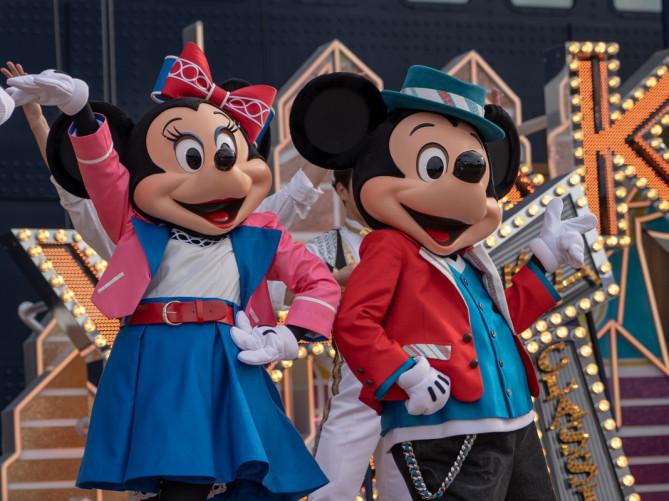 【2018】「ハロー、ニューヨーク!」観賞ガイド!場所・時間・キャラクターまとめ!TDSの新しいショー!