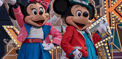 【終了】ディズニーシー「ハロー、ニューヨーク!」観賞ガイド!場所・時間・キャラクターまとめ