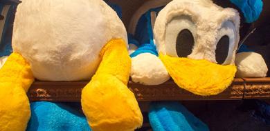 【ディズニー】ドナルドダックのぬいぐるみ9選!ポージープラッシーや抱き枕型も登場