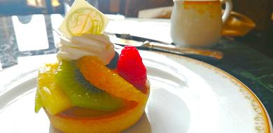ドリーマーズ・ラウンジ徹底解説!メニューやランチ・アフタヌーンティー!ディズニーランドホテルで優雅な時間を