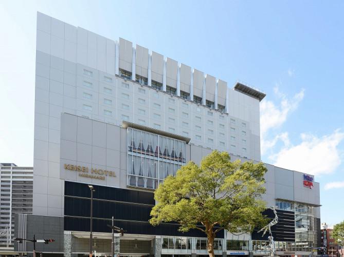 【京成ホテルミラマーレ】リーズナブルなステイが楽しめるディズニーグッドネイバーホテル