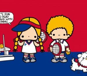 【サンリオ】パティ&ジミーのキャラクター紹介!プロフィールや友達、レトロかわいいグッズも