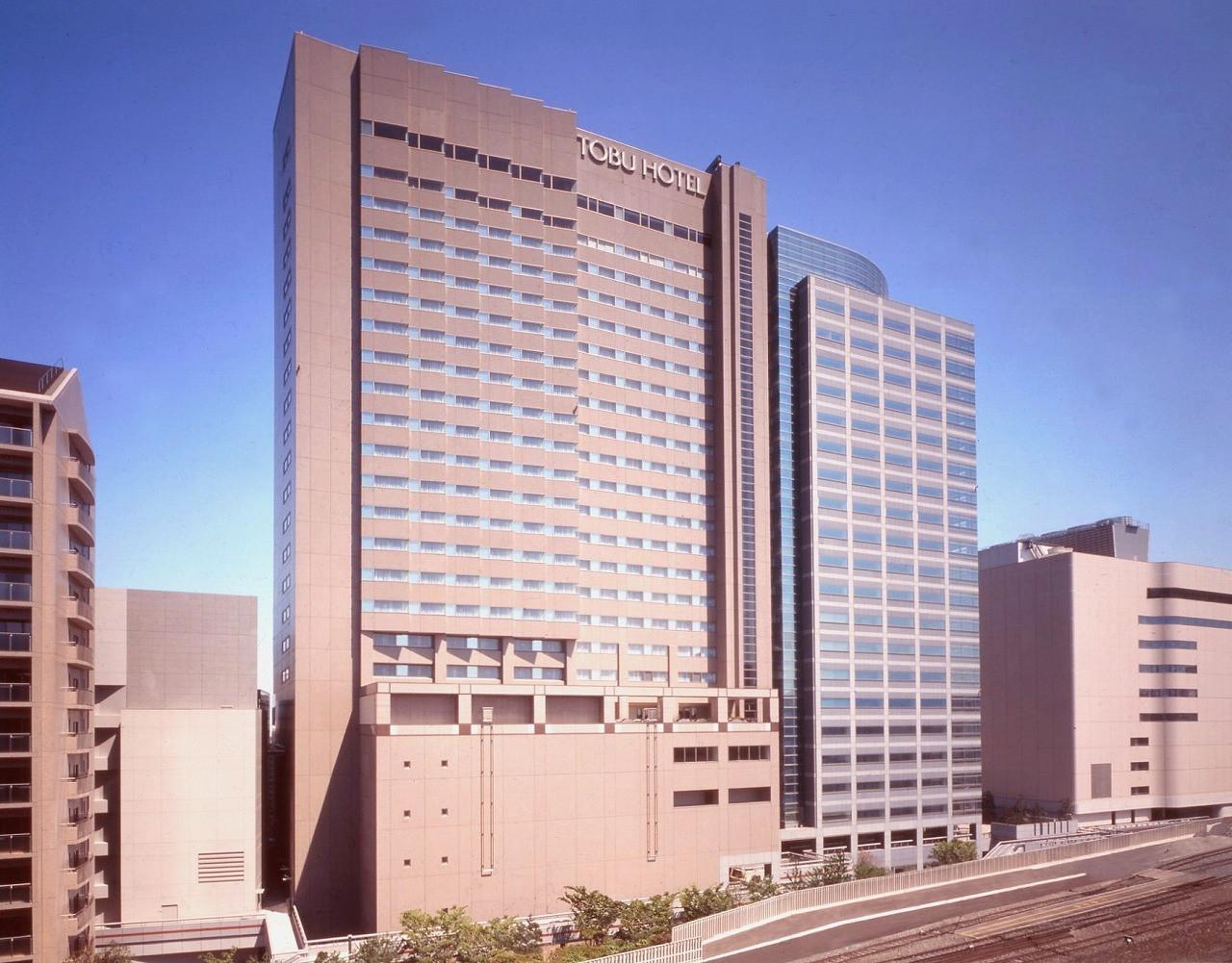 【東武ホテルレバント東京】グッドネイバーホテルでディズニー&東京スカイツリー観光!