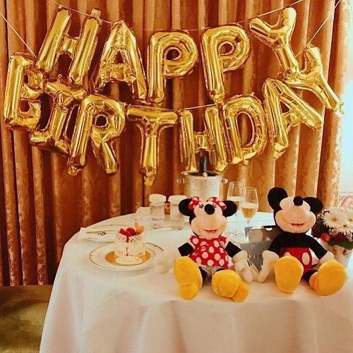 【体験談】誕生日サプライズ!ディズニーで素敵な思い出を友達や彼氏彼女にプレゼント