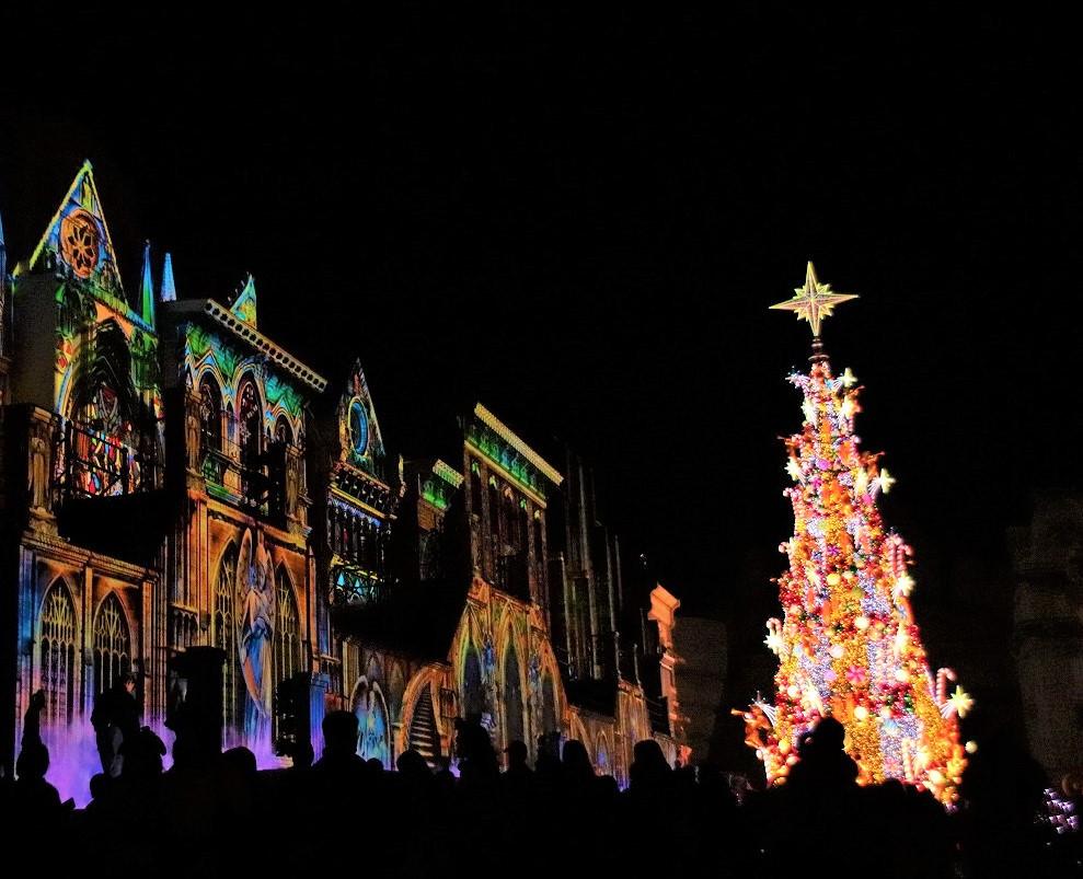 【ユニバ】世界最高のクリスマスツリー完全ガイド!クリスマスイベント体験談&楽しむポイント