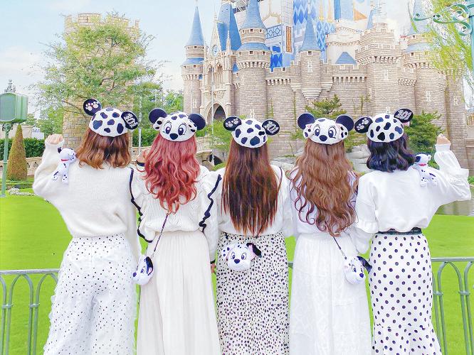 【2019夏秋】おすすめ大人ディズニーコーデ21選!ポイント&コーデ例まとめ!ディズニーバウンドも!