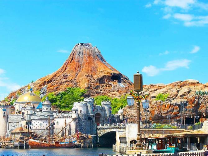 【解説】ディズニーシーの7つのエリアまとめ!テーマポート・アトラクションを紹介!