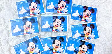 【ディズニーチケットの日付指定変更】手数料&変更場所まとめ!チケット料金の払い戻し不可!