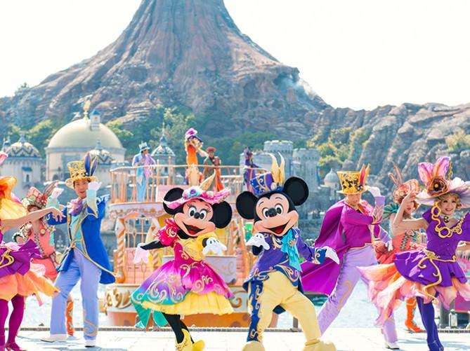【最新】ディズニーイースター2018お土産グッズ&ショー情報!TDSのファッショナブルな春イベント