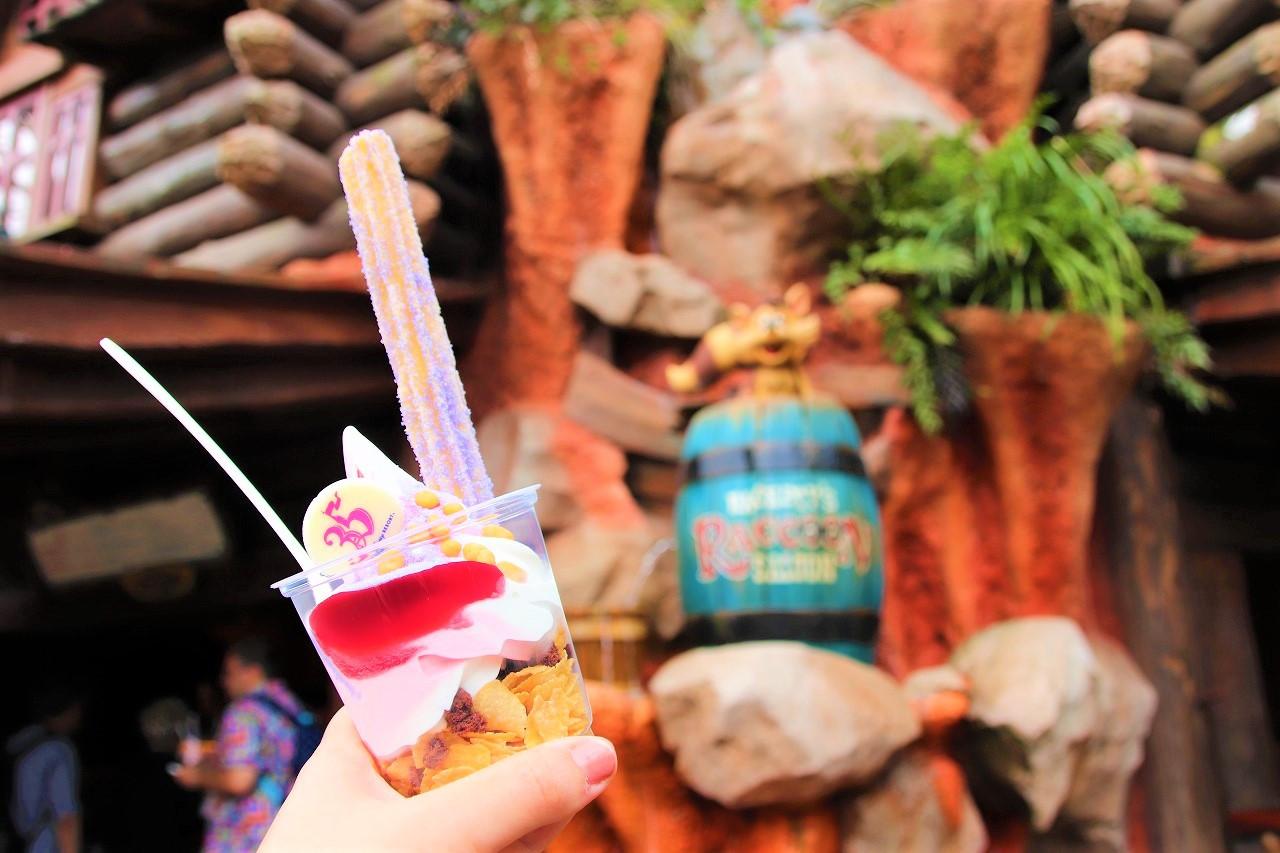 【最新】ディズニー35周年フードメニュー!グランドフィナーレ限定スーベニア!食べ物&レストランまとめ!