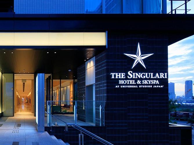 【USJ公式】和風ホテル「シンギュラリホテル」の評判!良いところ&悪いところ、スカイスパも