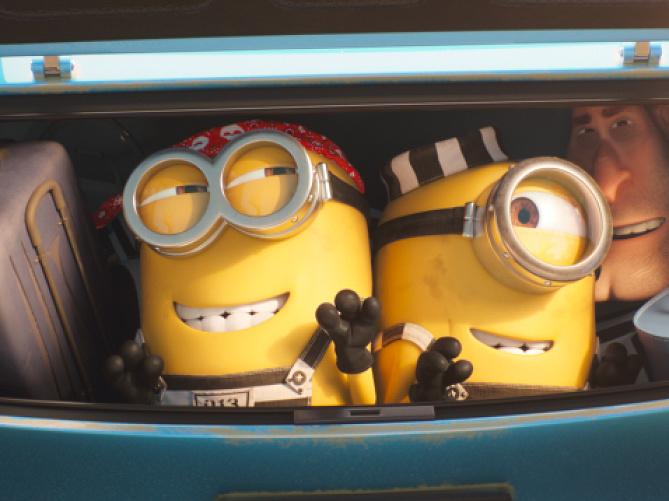 【映画】ミニオン主役の4作品まとめ!「ミニオンズ2」&同時上映の最新作は?続編のあらすじをチェック!