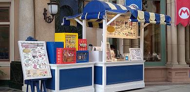 【USJ】レザートリーティで名前入りオリジナルグッズを作ろう!値段、種類、販売場所を解説