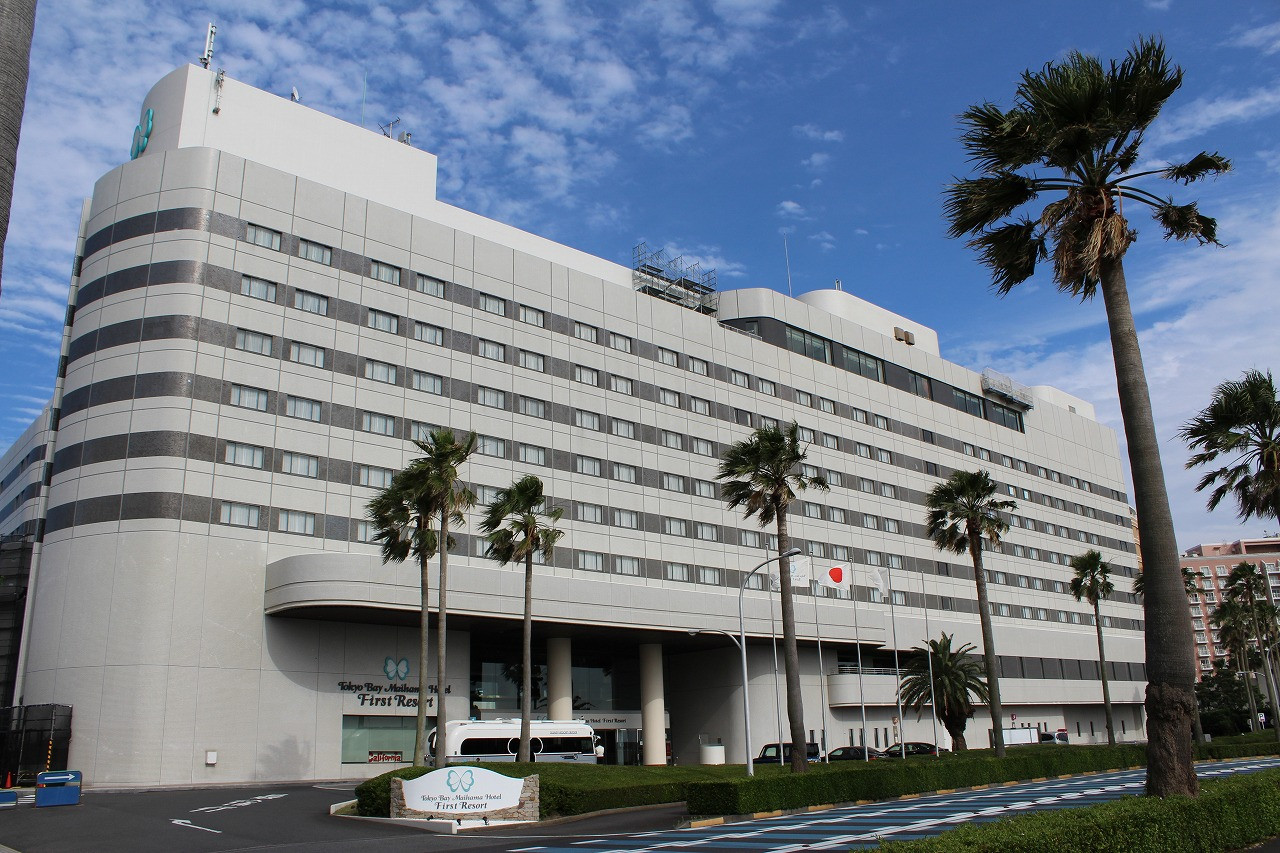 【サンルートプラザ東京】東京ディズニーランド®すぐのオフィシャルホテル!かわいい写真スポットやお部屋を紹介