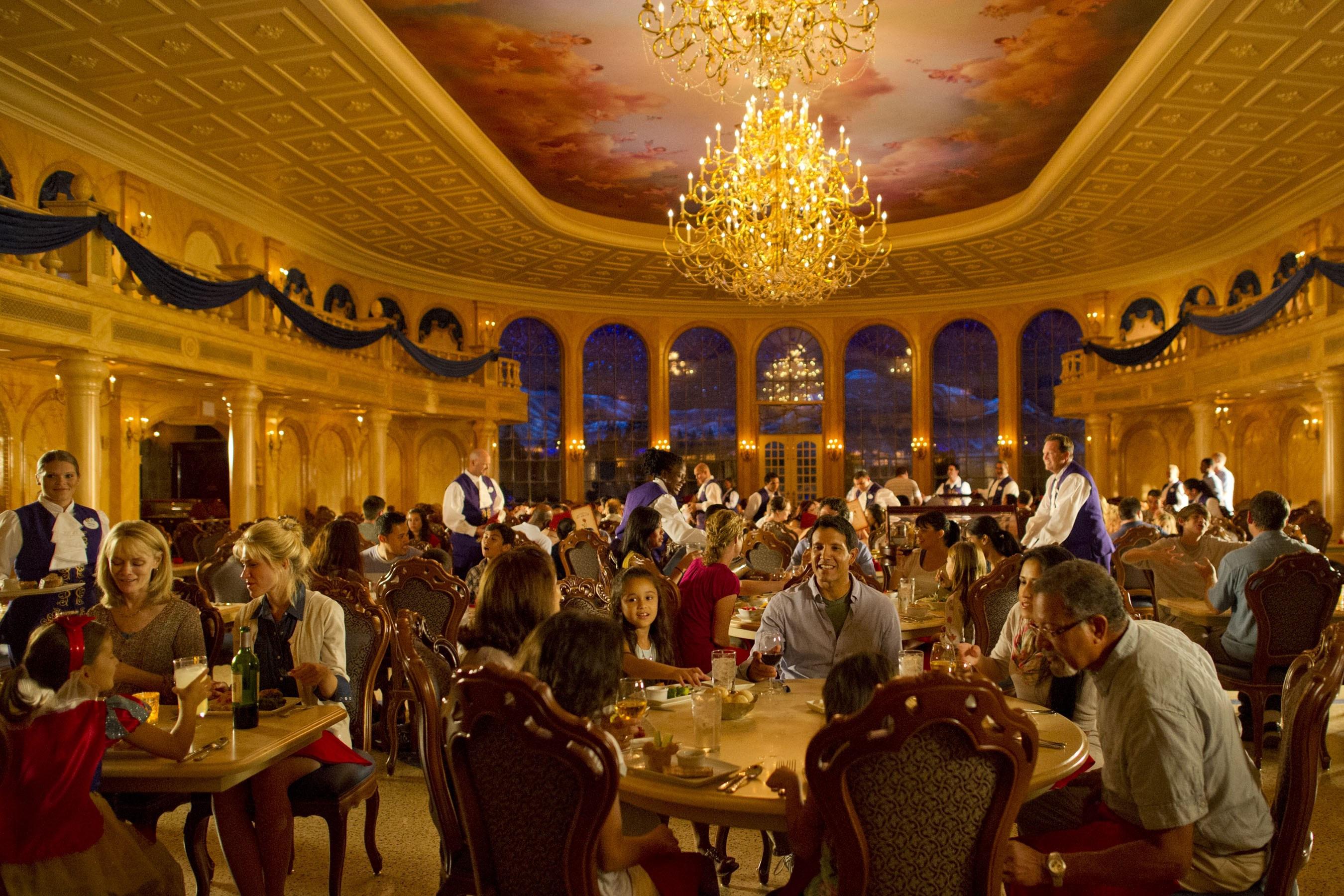 【WDW】大人気!ビー・アワー・ゲスト・レストラン体験談!利用方法&魅力まとめ!グリーティングも実施!