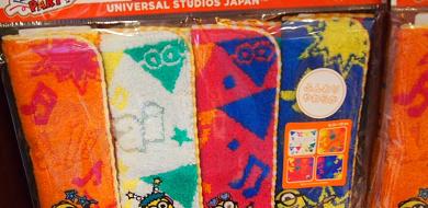 【USJ】タオルのお土産16選!ミニオン、ハリポタ、スヌーピー、セサミなどサイズ別に紹介