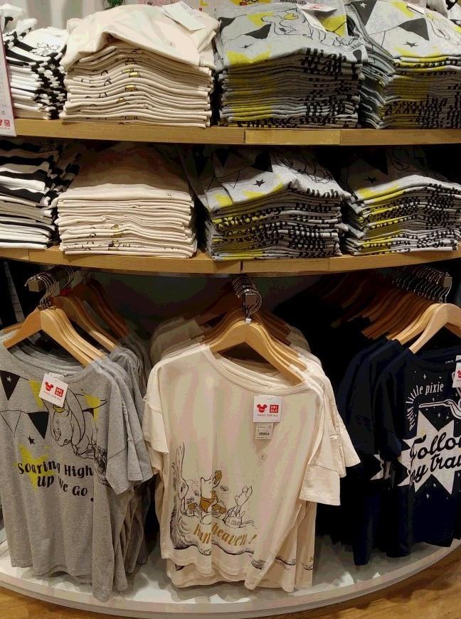 【2019】ディズニー×ユニクロコラボ商品!おすすめのTシャツやファッショングッズまとめ!
