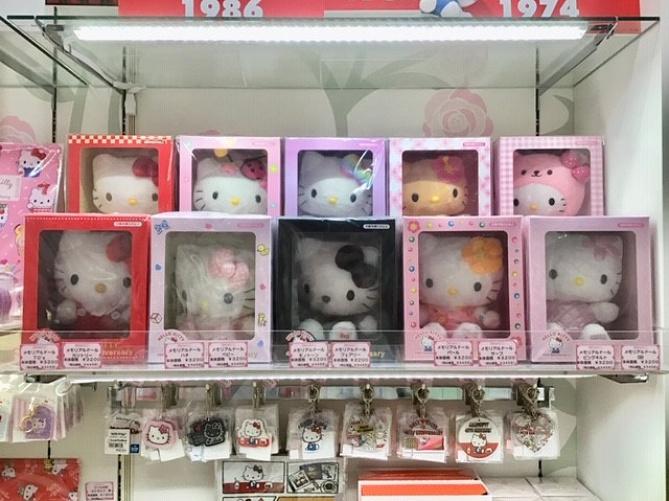 【2019】ハローキティ45周年グッズ7選!懐かしデザイングッズ&ヒストリカルシリーズまとめ!