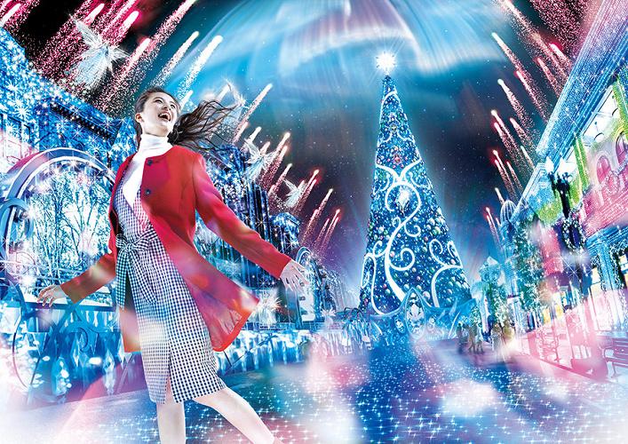 【2019】ユニバのクリスマスデート攻略!おすすめプラン、予約マストなもの、必見ポイントを解説
