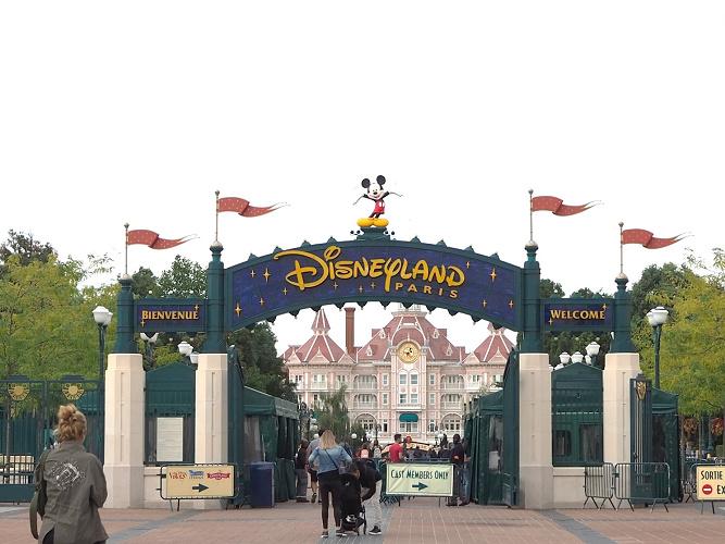 【旅行記】2パークを1日で楽しむディズニーランド・パリ!おすすめアトラクション&レストランまとめ!