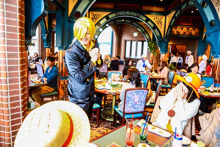 【USJ】サンジの海賊レストラン2020まとめ!サンレスの開催概要・チケット・メニュー・注意点など!