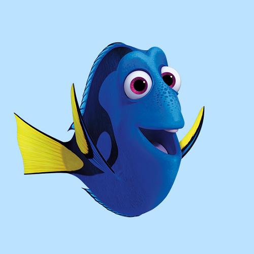 【必見】ファインディング・ニモのドリー!性格や魚の種類は?パークのアトラクション&フード情報も!