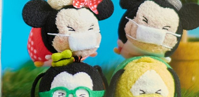 【shopDisney】ディズニーストアで買えるマスク17選!ディズニーやスターウォーズなど人気の布マスク!