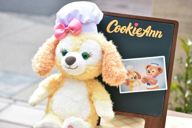【ダッフィー&フレンズ】クッキー・アンのキャラクター紹介!誕生日やグッズ情報も!