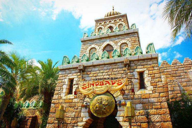 【ディズニーのシンドバッド】アトラクションのストーリー&トリビア!リニューアル比較も!