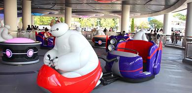 【2021年1月】ディズニー楽しみ方&混雑予想!お正月&ベイマックスのイベントがスタート!