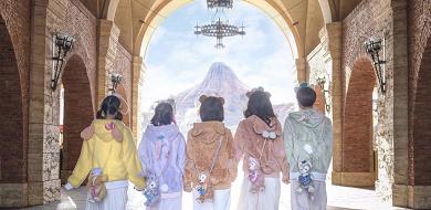 【必見】東京ディズニーシーのおすすめ写真スポット17選!ディズニー映画の世界に入り込める!