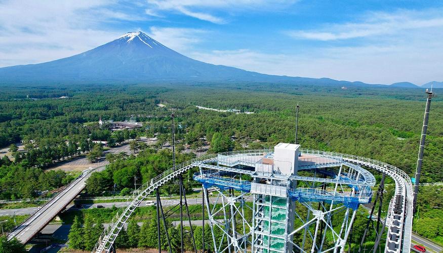 【2021年夏オープン】富士急ハイランドの新アトラクション「FUJIYAMAタワー」!どんな内容?