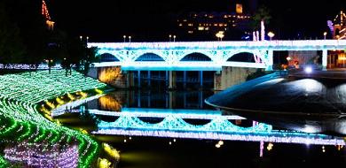 【2021】レオマワールドのイルミネーション「レオマ光ワールド」とは?四国最大のイルミネーションを解説