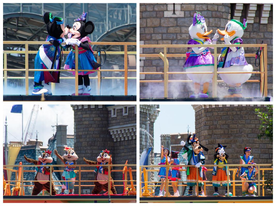 ディズニー夏祭り2018特集