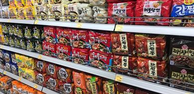 【激辛】韓国のインスタントラーメン辛さランキングTOP8!お土産に人気のラーメンを食べ比べ!