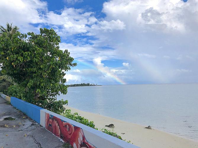 【旅行記】グアム2泊3日の満喫プラン!美味しいハンバーガーを食べて綺麗なビーチで癒されよう