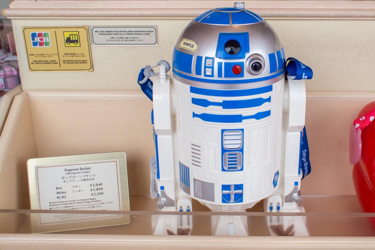 R2-D2ポップコーンバケット