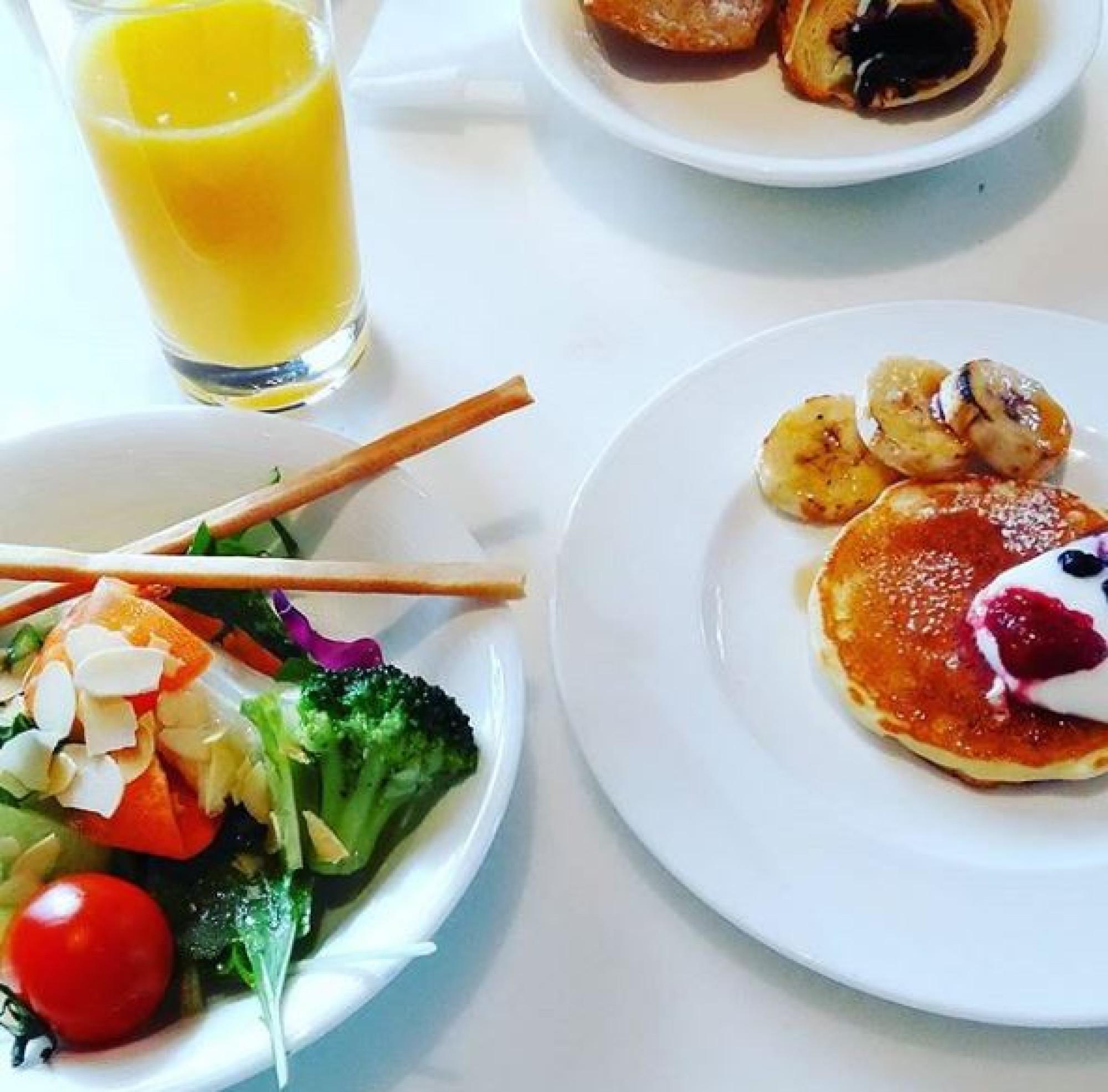 オチェーアノの朝食メニューは何がある?