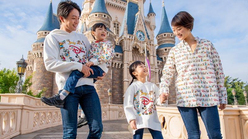 ディズニー新作ファッショングッズ(リンクコーデ)