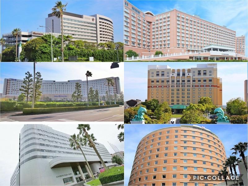比較】ディズニー「オフィシャル」ホテル「パートナー」ホテルの違いは