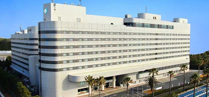 お得に泊まれるオフィシャルホテル「サンルートプラザ東京」
