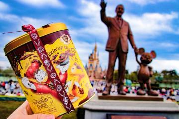 ディズニーランド・シーのお土産「チョコレートクランチ」!お手頃価格がうれしいお菓子