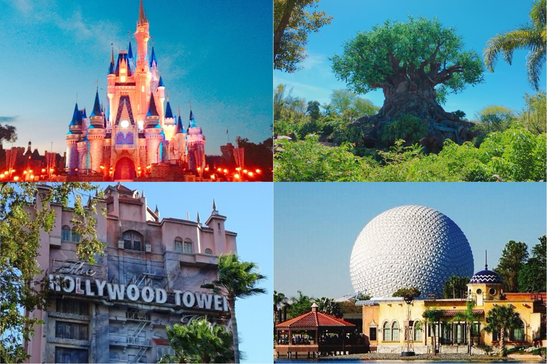 必見】フロリダディズニーのツアーと個人手配徹底比較!予算・メリット
