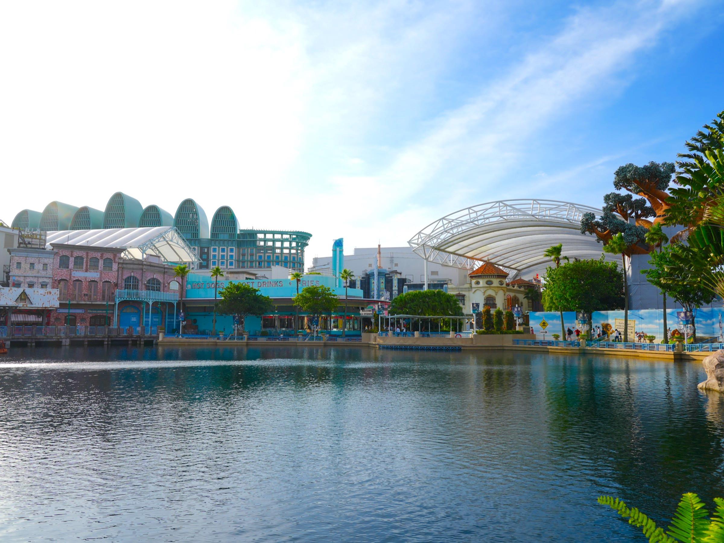 【攻略法】ユニバーサルスタジオシンガポール完全ガイド!アクセス・チケット・人気アトラクション