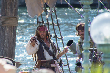 【パイレーツ・オブ・カリビアン最後の海賊】第5作のあらすじ&登場人物