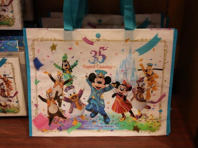 【8/1発売】ディズニー35周年グッズ6選!実写デザインのジグソーパズル&ショッピングバッグが登場!