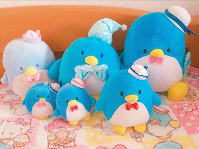 【解説】サンリオのペンギンキャラクターの名前は?タキシードサム&バットばつ丸を紹介!