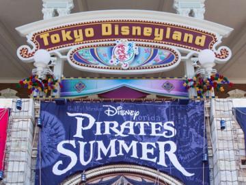 2017「ディズニー夏祭り」「パイレーツ・サマー」ショー・グッズ・フードをまとめてご紹介!